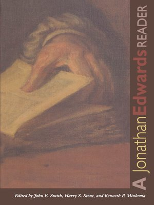 cover image of A Jonathan Edwards Reader