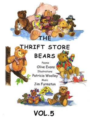 cover image of Thrift Store Bears, Volume 5