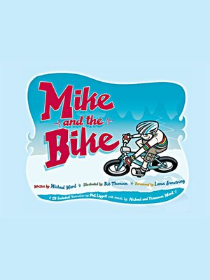 cover image of Mike and the Bike