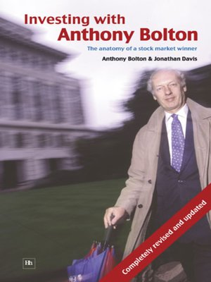 cover image of Investing with Anthony Bolton