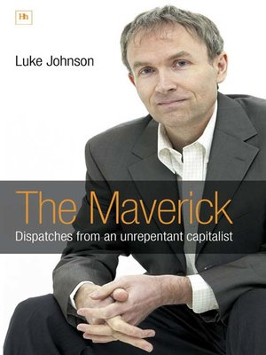 cover image of The Maverick
