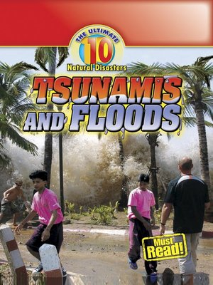 cover image of Tsunamis and Floods