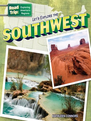 cover image of Let's Explore the Southwest