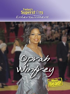cover image of Oprah Winfrey