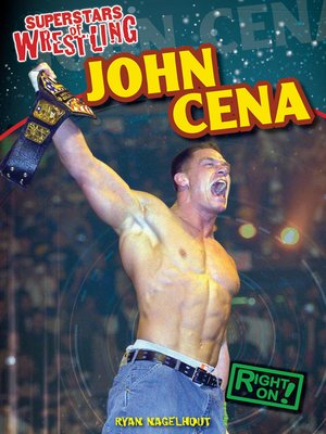 cover image of John Cena