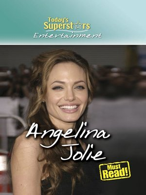 cover image of Angelina Jolie