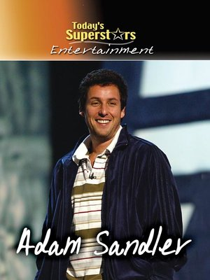 cover image of Adam Sandler
