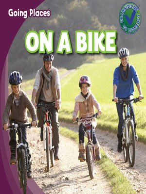 cover image of On a Bike