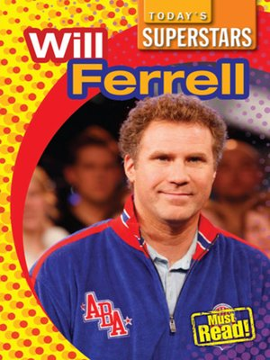 cover image of Will Ferrell
