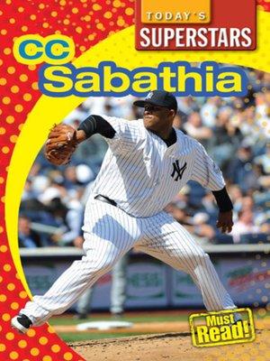 cover image of CC Sabathia