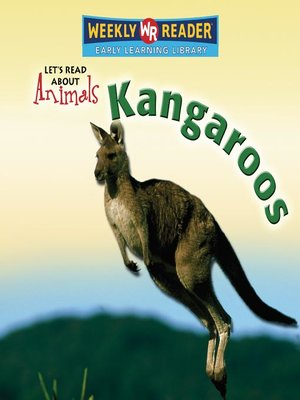 cover image of Kangaroos