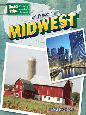 cover image of Let's Explore the Midwest