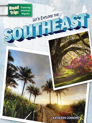 cover image of Let's Explore the Southeast