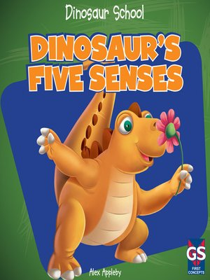 cover image of Dinosaur's Five Senses