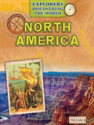 cover image of The Exploration of North America