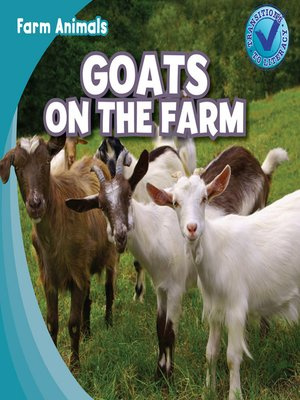 cover image of Goats on the Farm