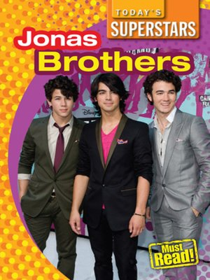 cover image of Jonas Brothers