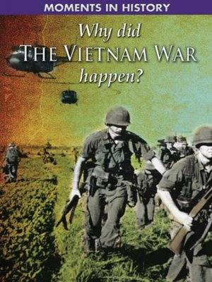 cover image of Why Did the Vietnam War Happen?