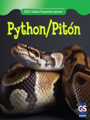 cover image of Python / Pitón
