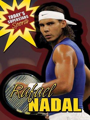 cover image of Rafael Nadal