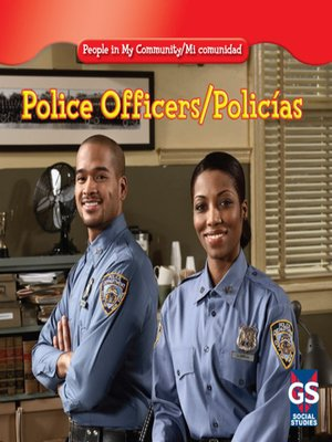 cover image of Police Officers / Policías