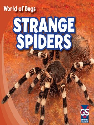 cover image of Strange Spiders