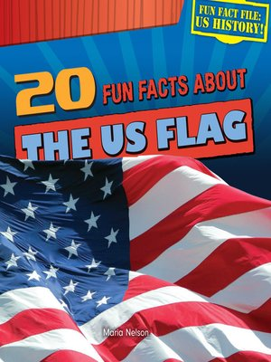 cover image of 20 Fun Facts About the US Flag