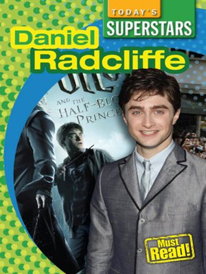 cover image of Daniel Radcliffe