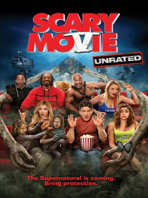 cover image of Scary Movie 5