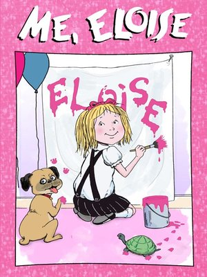 cover image of Me, Eloise