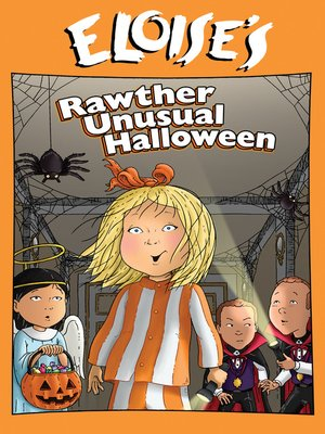 cover image of Eloise's Rawther Unusual Halloween