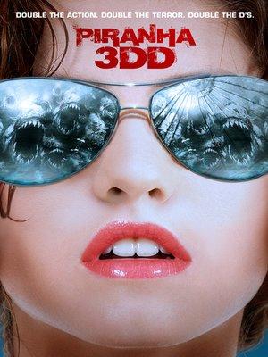cover image of Piranha 3DD