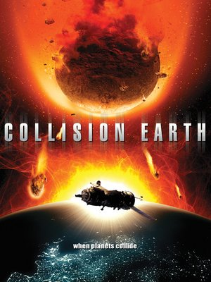 cover image of Collision Earth
