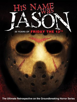 cover image of His Name Was Jason