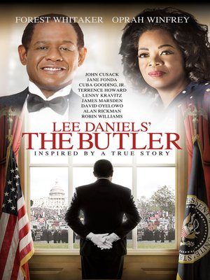 cover image of Lee Daniels' The Butler