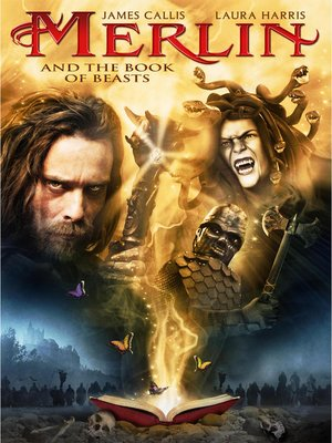 cover image of Merlin and the Book of Beasts