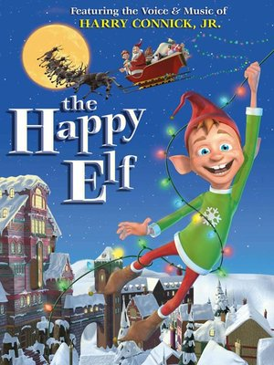 cover image of The Happy Elf