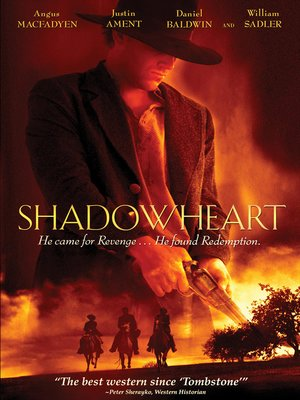 cover image of Shadowheart