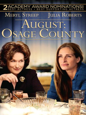 cover image of August: Osage County
