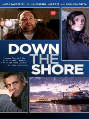 cover image of Down the Shore