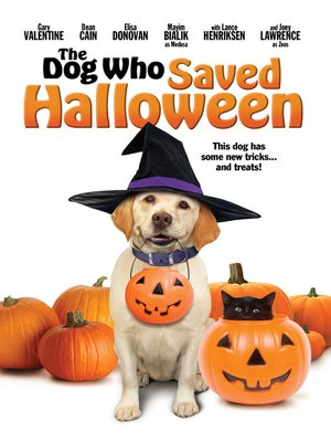 cover image of The Dog Who Saved Halloween