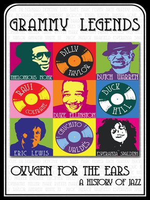cover image of History of Jazz: Oxygen For The Ears