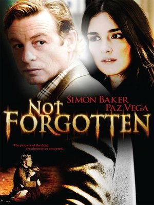 cover image of Not Forgotten