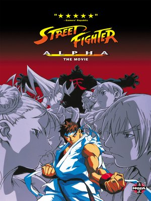 cover image of Street Fighter Alpha