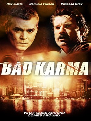 cover image of Bad Karma