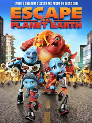 cover image of Escape from Planet Earth