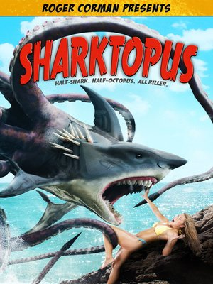 cover image of Sharktopus