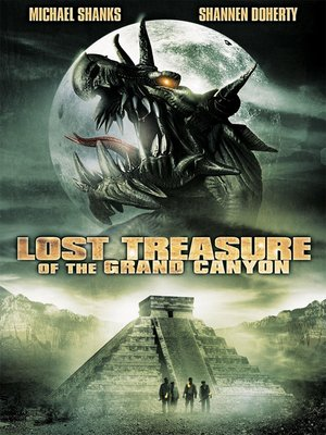 cover image of Lost Treasure of the Grand Canyon