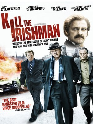 cover image of Kill the Irishman