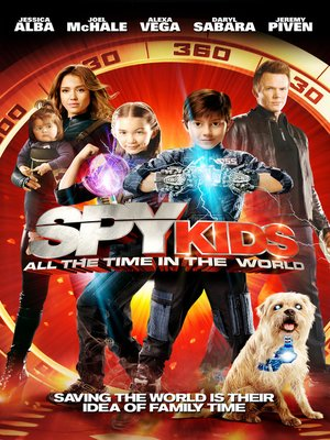 cover image of Spy Kids